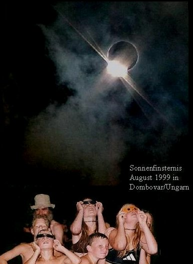 Sonnenfinsternis-1999